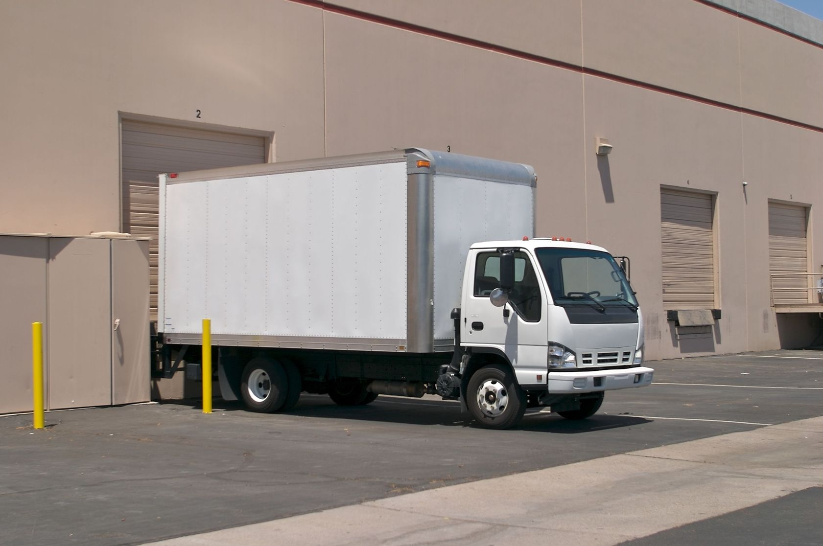 Houston, TX. Box Truck Insurance